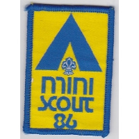 1986 - miniscout86