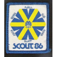 1986 - Scout86